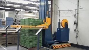 Pallet strapping machine | Reisopack
