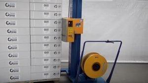 Semi-automatic strapping machine supplier | Reisopack