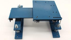Schuifslede voor Reisopack machine